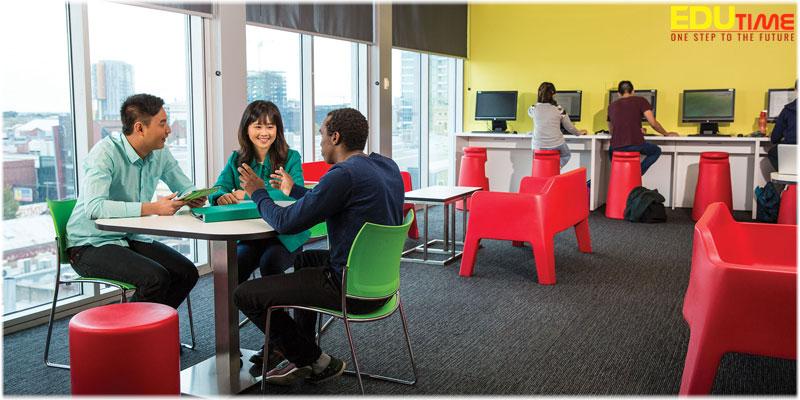 điều kiện du học úc trường eynesbury college