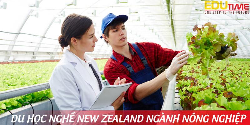 du học nghề new zealand ngành nông lâm nghiệp