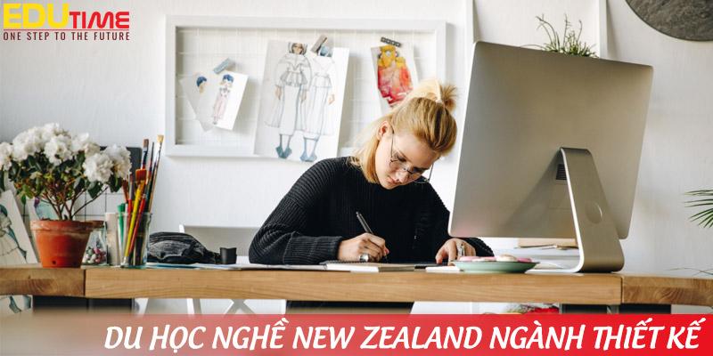 học ngành thiết kế - sáng tạo ở new zealand
