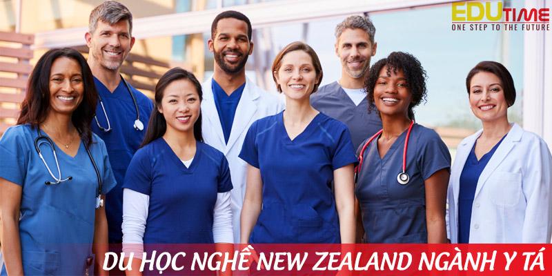 du học nghề new zealand ngành y tá – điều dưỡng