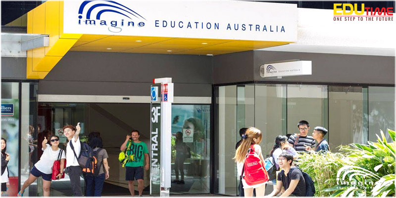du học nghề úc vừa học vừa làm trường imagine education australia