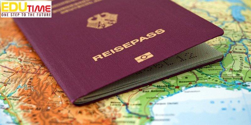 thủ tục visa du học đức