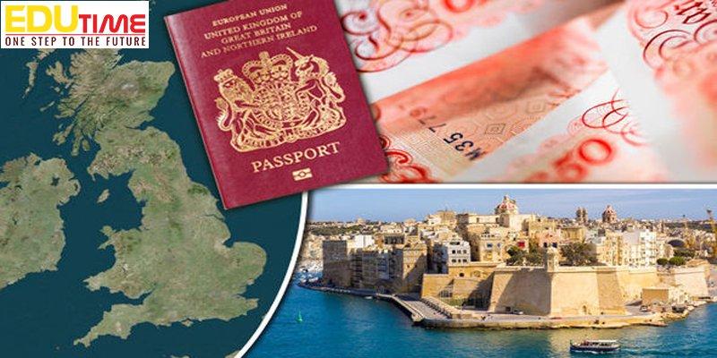 thủ tục visa du học malta