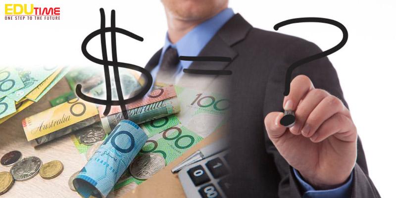 điều kiện tài chính du học úc