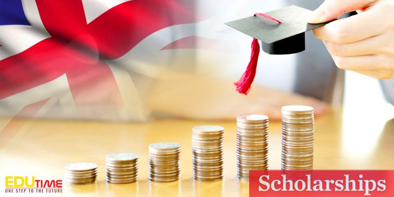 học bổng du học anh quốc 2021-2022