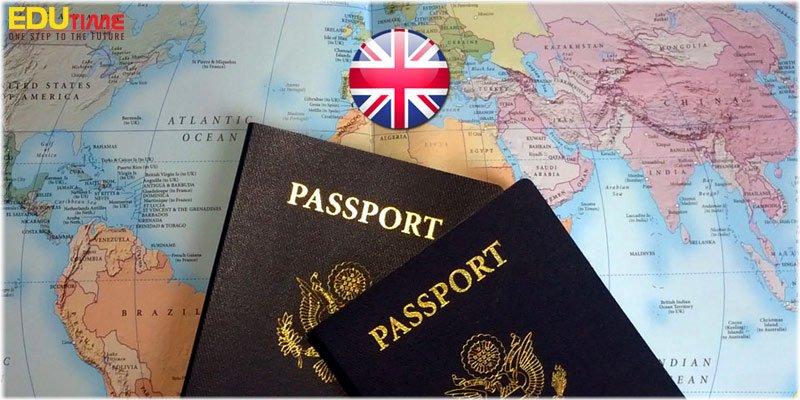 thủ tục xin visa du học anh quốc 2021-2022