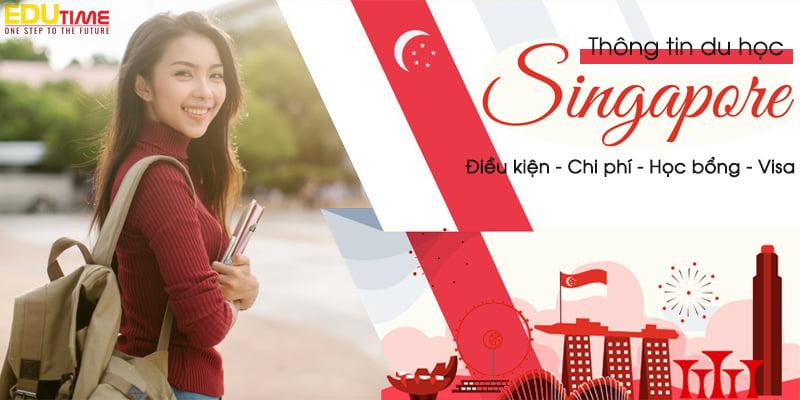 du học singapore 2021-2022: điều kiện, chi phí, học bổng, visa mới nhất