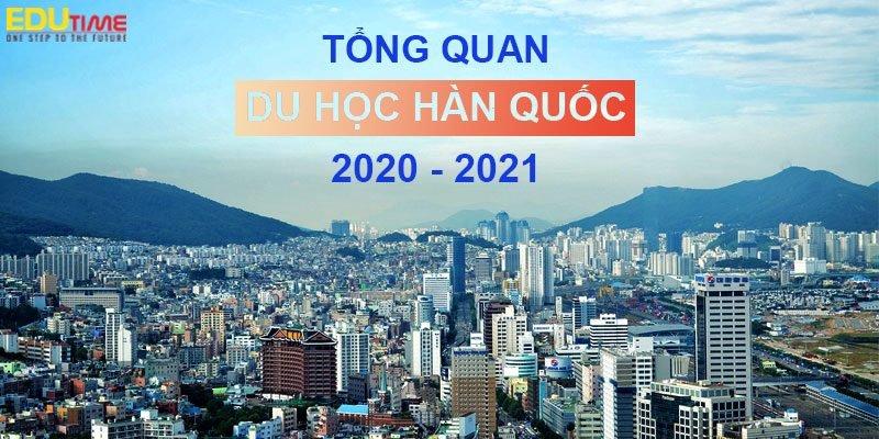 du học hàn quốc 2020 điều kiện chi phí học bổng visa