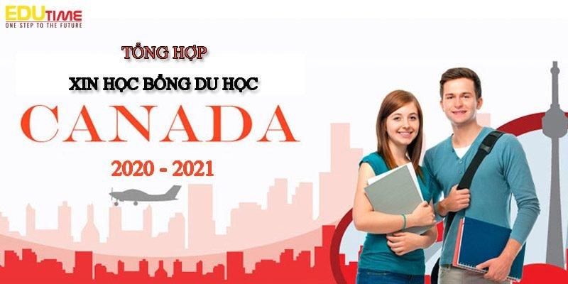 săn học bổng du học canada: điều kiện, kinh nghiệm xin mới nhất 2021
