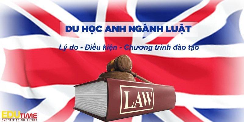du học anh ngành luật