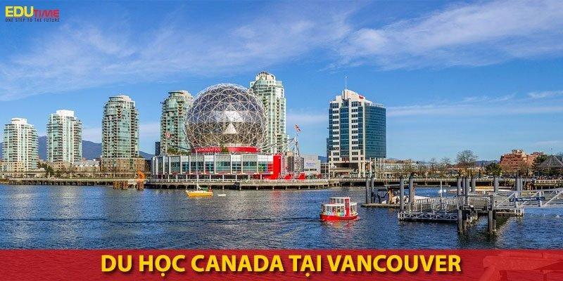 du học canada tại vancouver