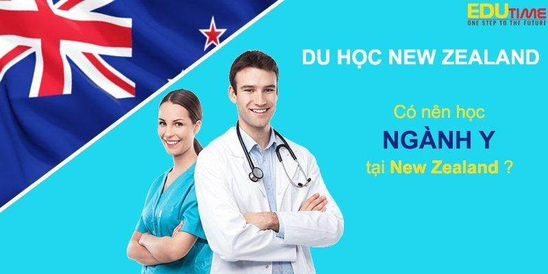 du học ngành y tại new zealand