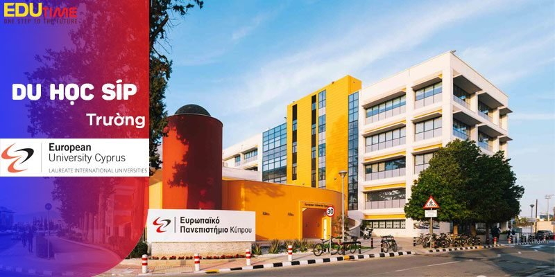 du học síp 2020-2021 trường European University Cyprus