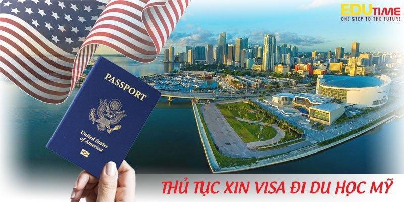 thủ tục xin visa đi du học mỹ 2020-2021