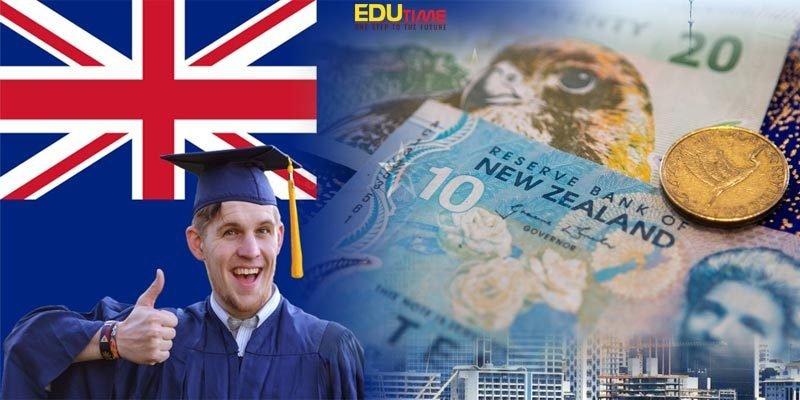 chi phí học phí du học new zealand 2020-2021