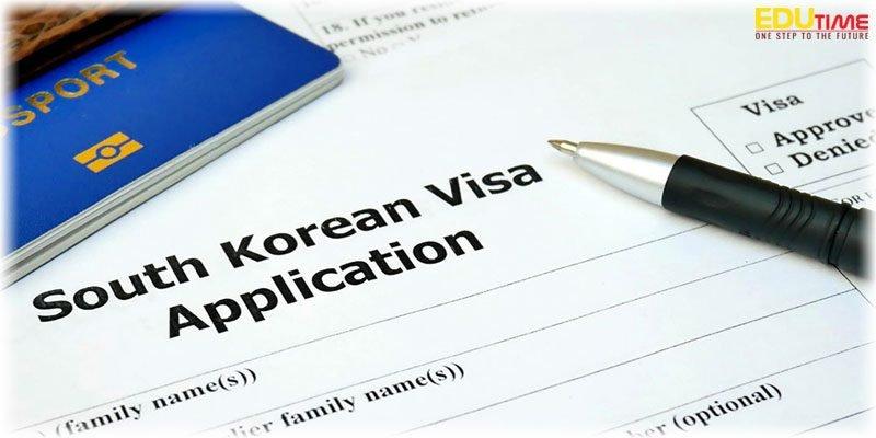 hồ sơ xin visa du học hàn quốc 2021-2022 cần những gì?
