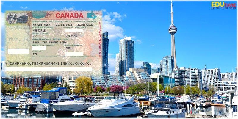 chúc mừng chị phạm thị phương linh nhận visa du lịch canada