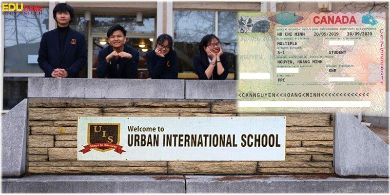 chúc mừng nguyễn hoàng minh đạt visa du học canada