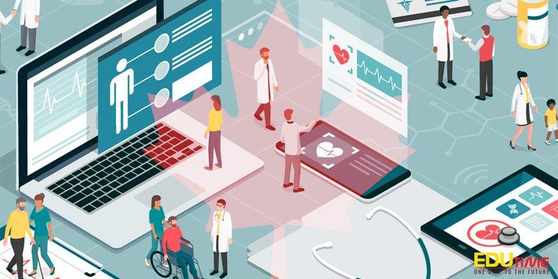 du học canada ngành quản lý công nghệ chăm sóc sức khỏe