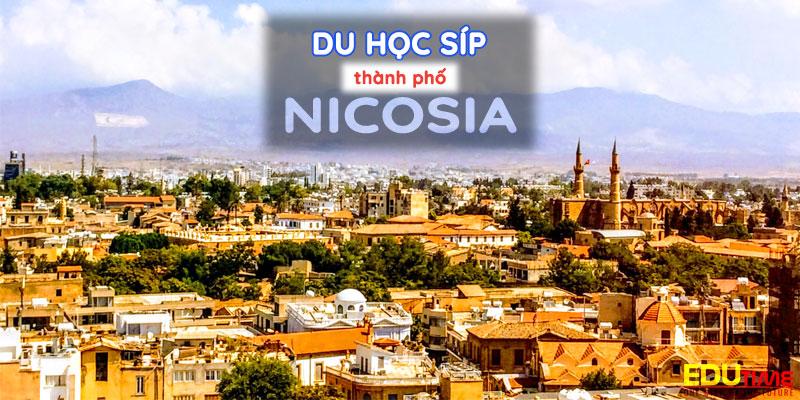du học síp thành phố nicosia