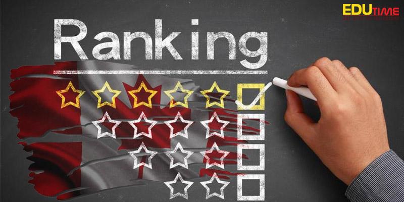 ranking các trường đại học và cao đẳng top đầu canada