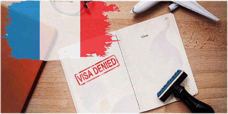 những nguyên nhân nào khiến bạn bị trượt visa du học pháp