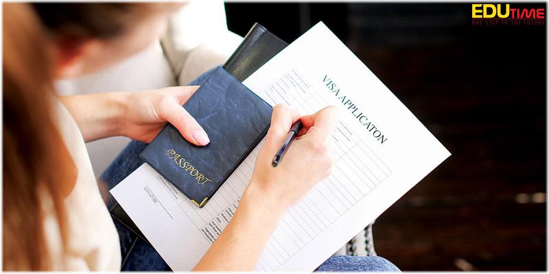 thủ tục xin visa du học pháp 2020-2021