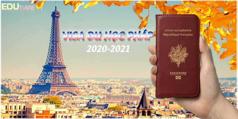 xin visa du học pháp 2020-2021: điều kiện, thủ tục và kinh nghiệm