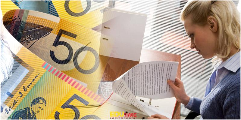 chi phí làm hồ sơ du học úc 2020-2021 hết bao nhiêu?
