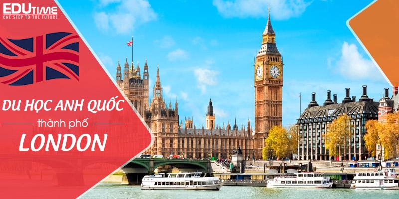 du học anh quốc tại thành phố london nghìn năm tuổi
