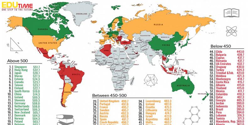 hệ thống giáo dục singapore được xếp hạng ra sao trên thế giới