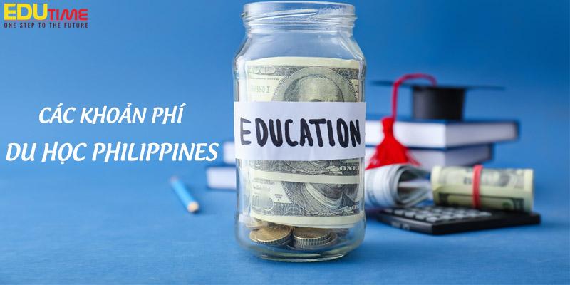 chi phí du học tiếng anh tại philippines gồm những khoản phí nào?