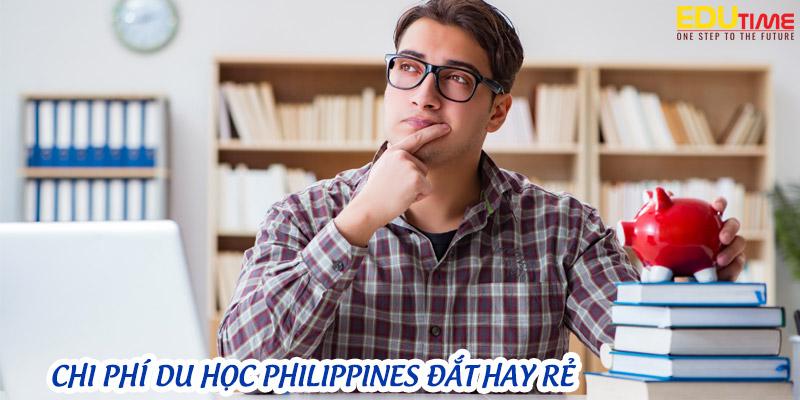 chi phí du học tiếng anh philippines đắt hay rẻ?