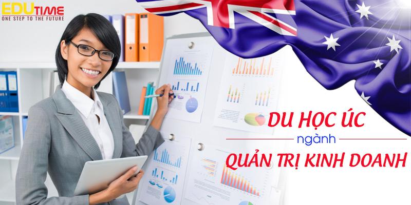 du học úc ngành quản trị kinh doanh lựa chọn hàng đầu 2021