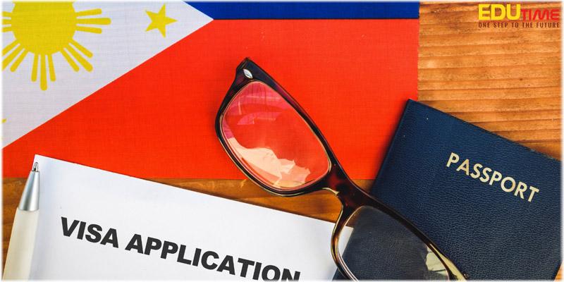 hồ sơ xin visa du học philippines 2021-2022 gồm những gì?