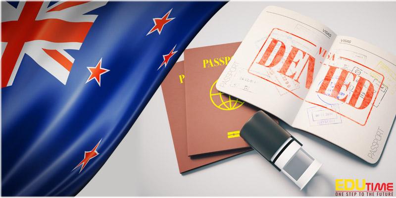 rớt visa du học new zealand rồi có làm lại được không ?