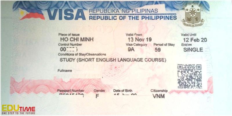 visa du học philippines là gì? bạn có phải xin visa du học philippines không?