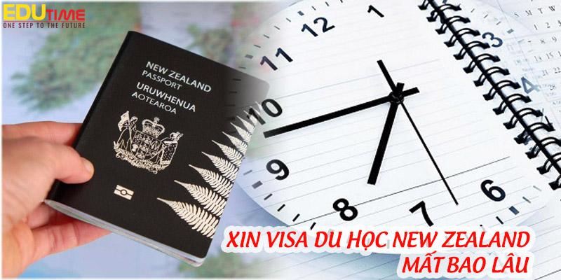xin visa du học new zealand 2020-2021 mất bao lâu?