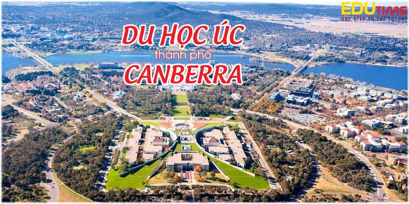 du học úc thành phố vườn canberra thủ đô của australia