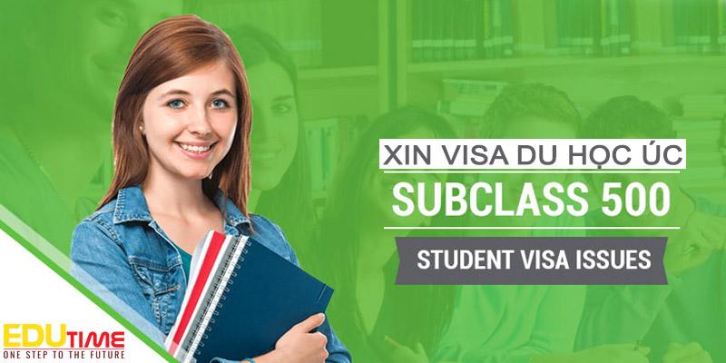 hướng dẫn xin visa 500 du học úc mới nhất 2021-2022