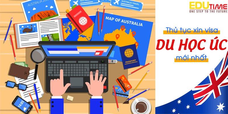 xin visa du học úc 2021-2022: mất bao lâu, có khó không?