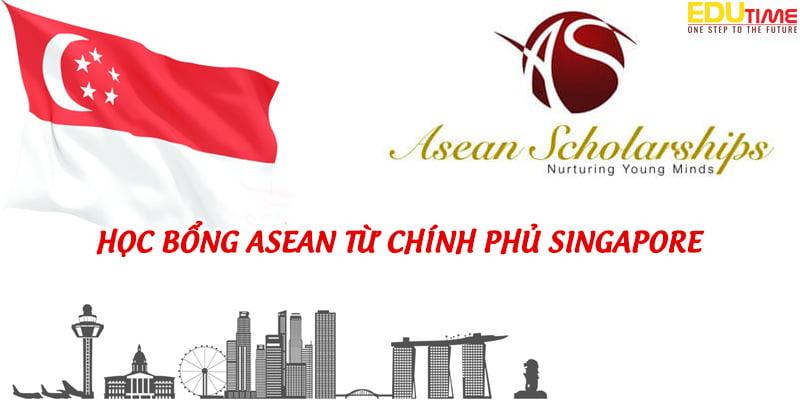 học bổng asean từ chính phủ singapore cấp trung học phổ thông