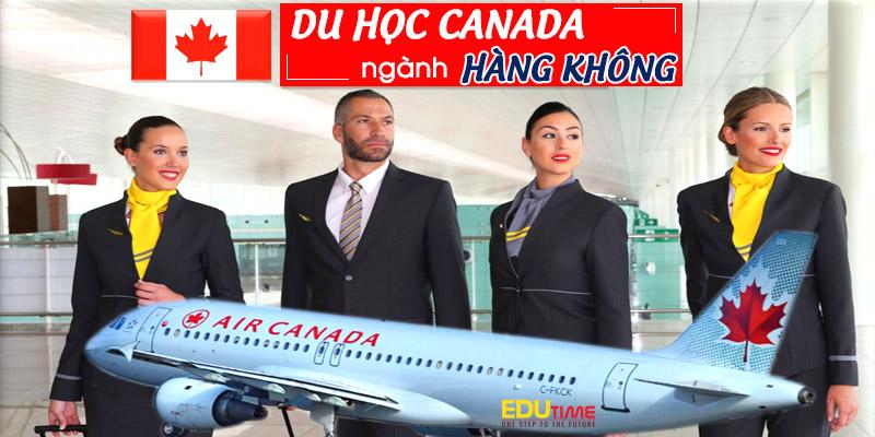 du học ngành hàng không tại canada: chinh phục bầu trời không xa
