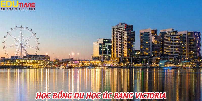 học bổng du học úc bang victoria mới nhất 2021-2022