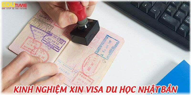 kinh nghiệm xin visa du học nhật bản 2021-2022 thành công